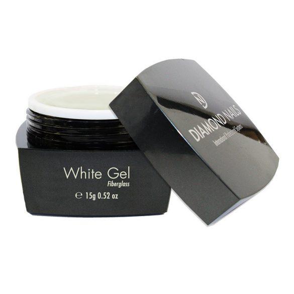 Fiberglass White Gel 15g