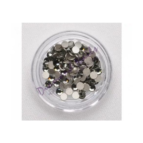 Large Graphite Rhinestones,  100pcs