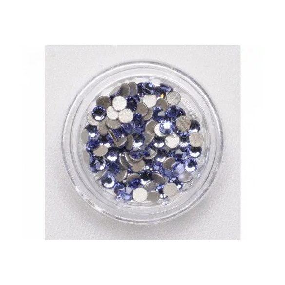 Large Light Blue Rhinestones, 100pcs