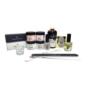 Artificial Gel and Acrylic Nails Starter Kits